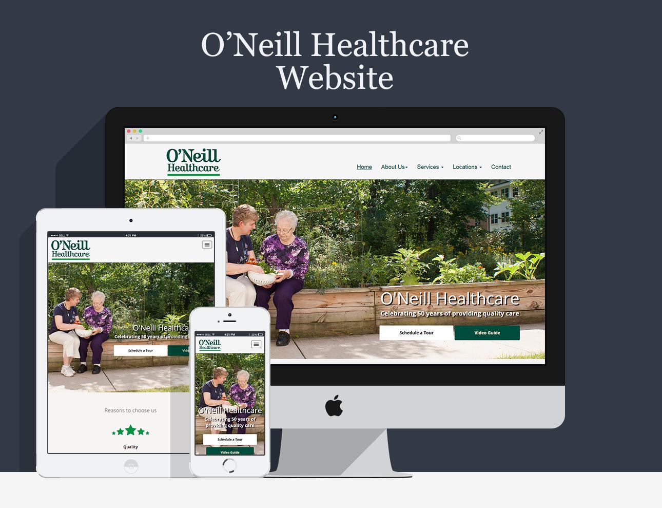 O'Neill-Healthcare-Website