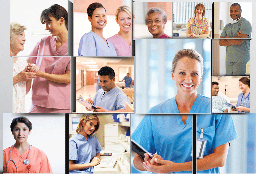 St, John hospital nurses