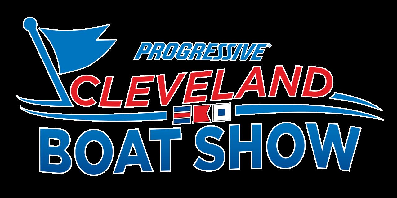 Cleveland boat show logo